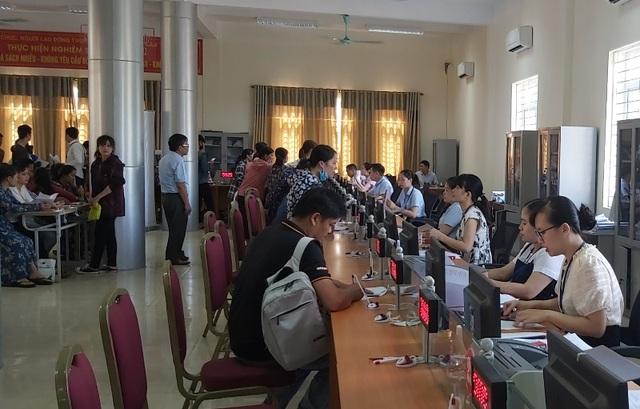 Thanh Hoá: Hơn 14.000 người lao động nộp hồ sơ hưởng trợ cấp thất nghiệp - 3