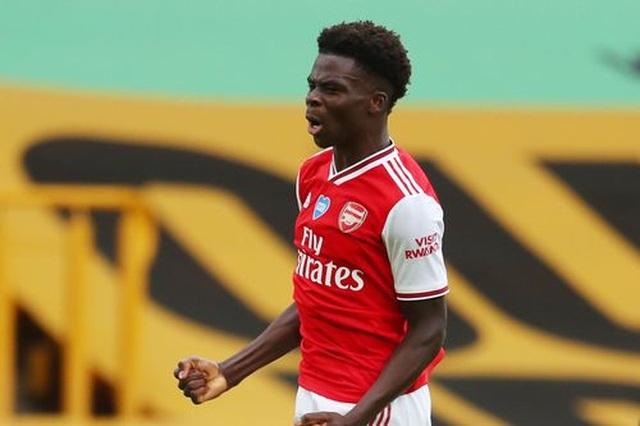Wolves 0-2 Arsenal: Saka, Lacazette lập công cho đội khách - 9