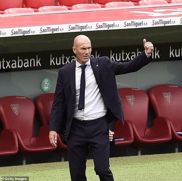Ramos ghi bàn, Real Madrid bỏ xa Barcelona đến 7 điểm - 1