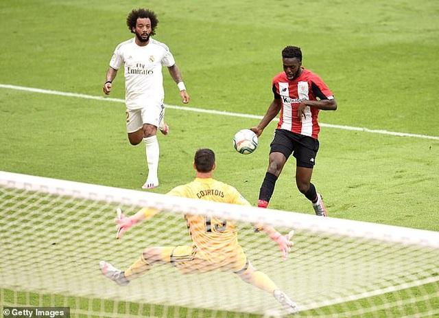Ramos ghi bàn, Real Madrid bỏ xa Barcelona đến 7 điểm - 5