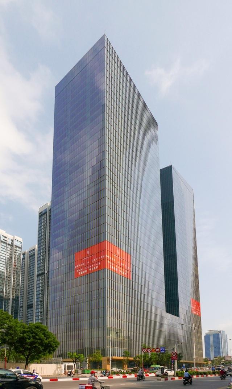 Capital Place - tiêu chuẩn mới cho tòa nhà văn phòng hạng A - 1