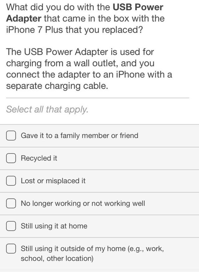Apple hỏi ý kiến người dùng trước tin đồn loại bỏ sạc trên iPhone 12 - 2