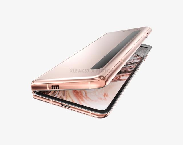 Lộ giá bán Galaxy Note20 và Galaxy Fold 2 của Samsung - 3