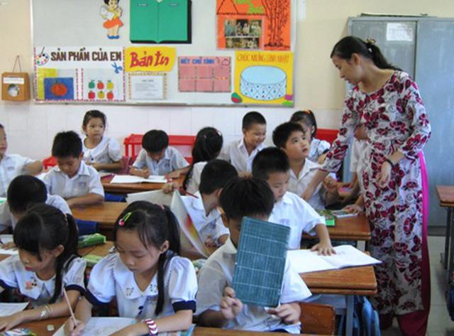 Bộ Giáo dục giải thích về dự thảo xếp lương giáo viên mới - 1