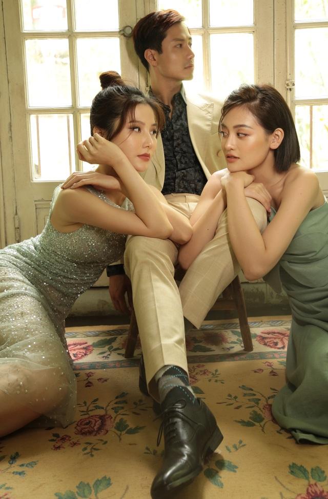 """Diễm My 9x: """"Thanh Sơn là bạn diễn tuyệt vời"""" - 1"""