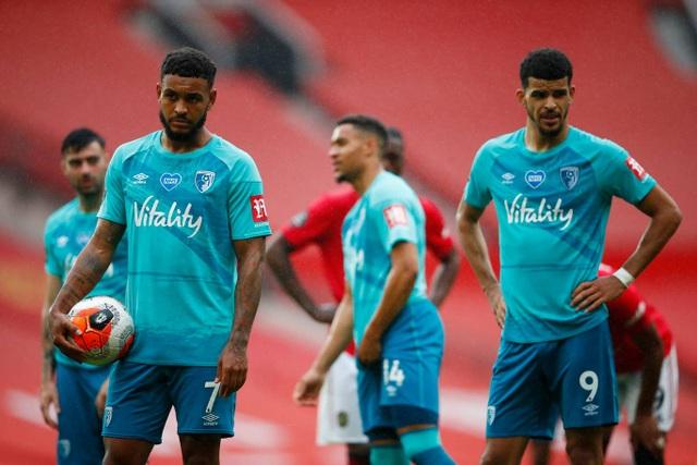 Những khoảnh khắc thăng hoa của hàng công Man Utd trước Bournemouth - 19