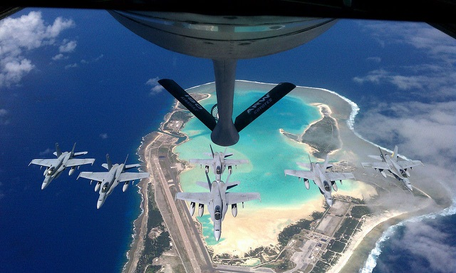 Mỹ nâng cấp căn cứ quân sự chiến lược tại Thái Bình Dương - 1