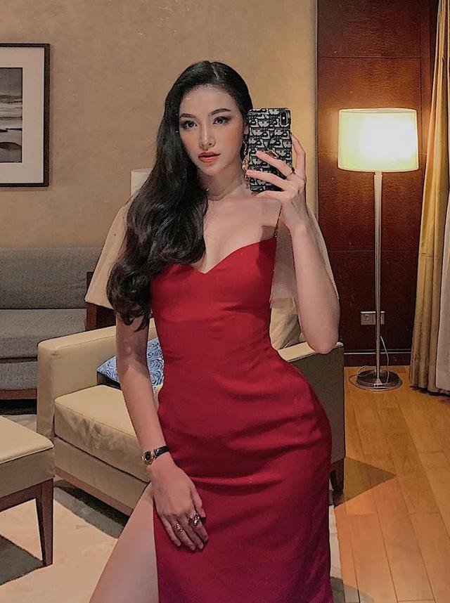 Kỳ Duyên, Minh Triệu nóng bỏng với nội y cặp - 7