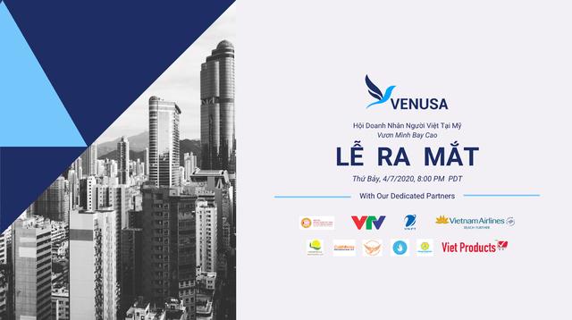 Ra mắt Hội Doanh nhân người Việt tại Mỹ - Venusa - 1