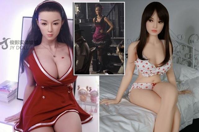 Robot tình dục giống hệt người thật thay đổi ra sao trong thập niên 2020? - 1