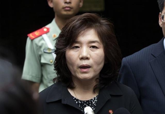 """Triều Tiên thẳng thừng tuyên bố """"không cần"""" đàm phán với Mỹ - 1"""