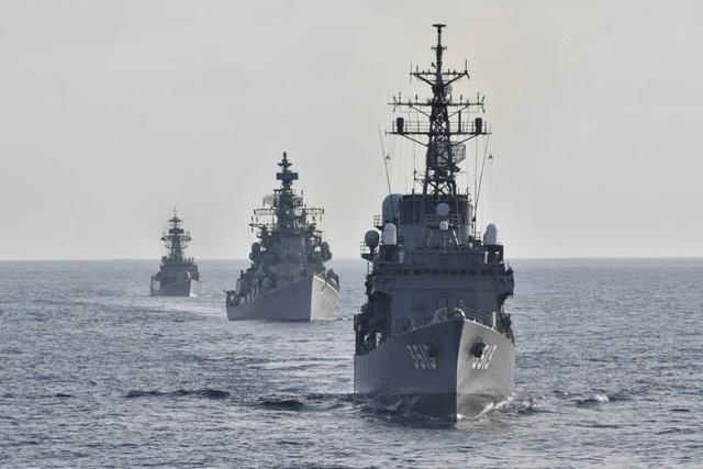Ấn Độ gia tăng thách thức Trung Quốc trên biển - 1