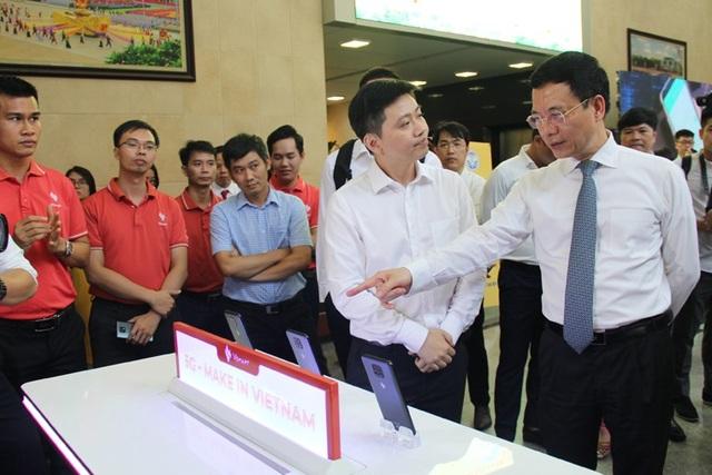 Thử nghiệm thiết bị 5G do Việt Nam nghiên cứu, thương mại vào tháng 10/2020 - 2