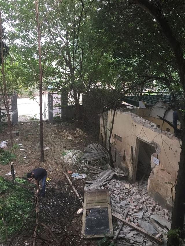 """Nhà hoang ở Hà Nội biến hình ngoạn mục, gây """"sốt"""" mạng xã hội - 2"""