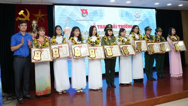 10 tài năng khoa học công nghệ trẻ được trao giải Quả Cầu Vàng 2019 - 3