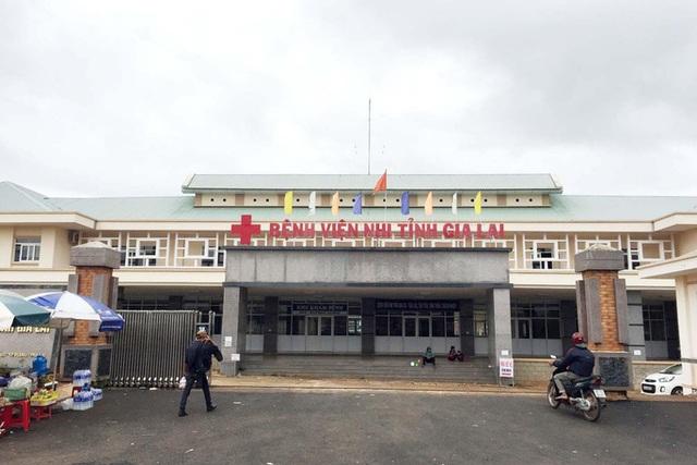 Gia Lai: Phát hiện 10 ca bệnh bạch hầu, 1 bệnh nhân đã tử vong - 1