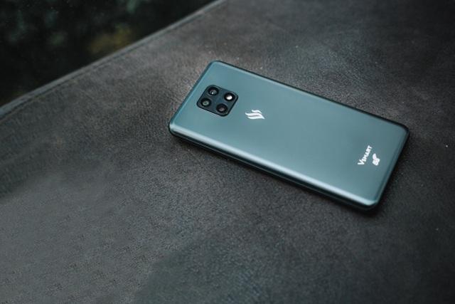 VinSmart ra mắt điện thoại 5G, tích hợp chip bảo mật sử dụng công nghệ điện toán lượng tử - 2