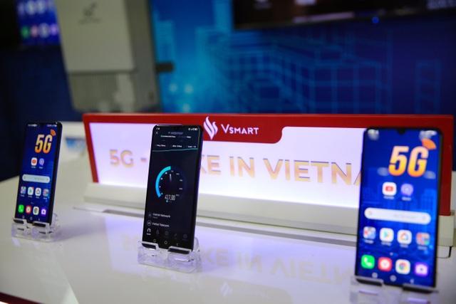 VinSmart ra mắt điện thoại 5G, tích hợp chip bảo mật sử dụng công nghệ điện toán lượng tử - 3