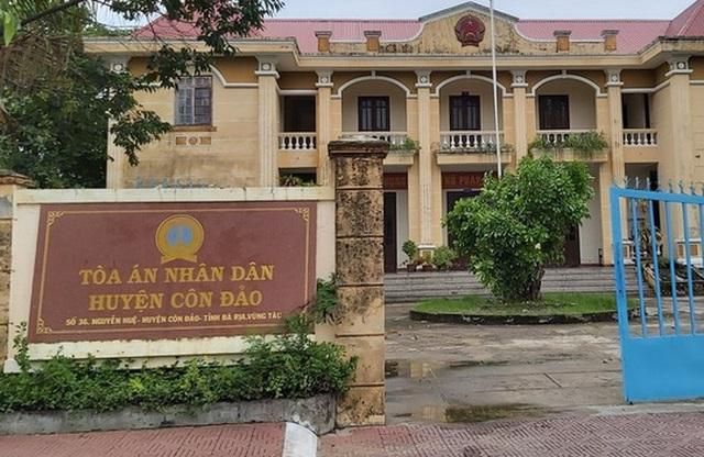 Chánh án TAND huyện Côn Đảo bị kỷ luật vì giúp người nhà chiếm đất công? - 1