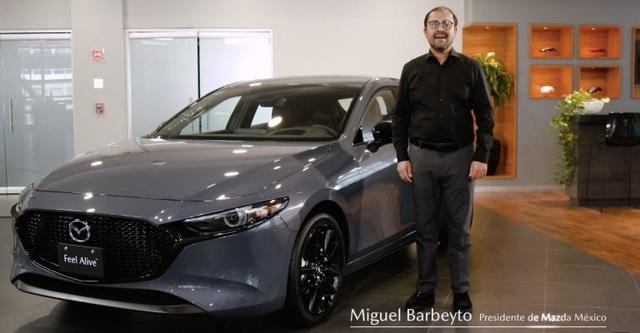 Hé lộ thông số kỹ thuật của Mazda3 Turbo 2021 - 2