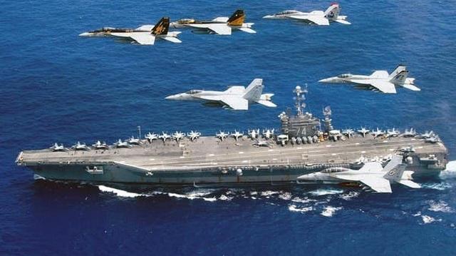 Mỹ sẽ đưa hàng nghìn quân tới châu Á - Thái Bình Dương đối phó Trung Quốc - 1