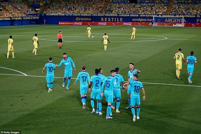 Thắng đậm Villarreal, Barcelona nuôi mộng lật đổ Real Madrid - 2