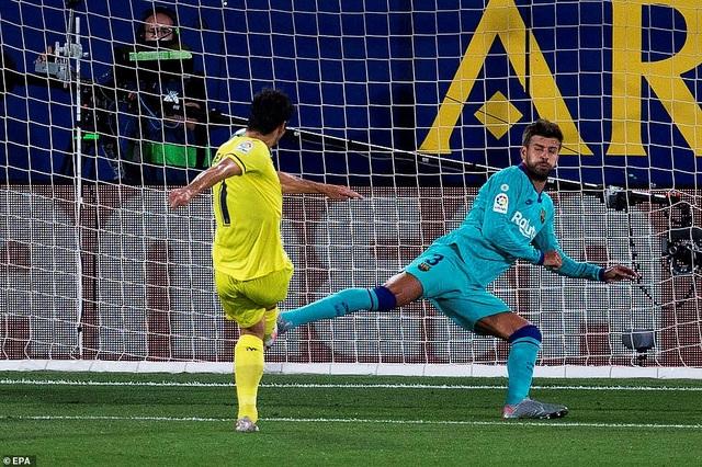 Thắng đậm Villarreal, Barcelona nuôi mộng lật đổ Real Madrid - 3
