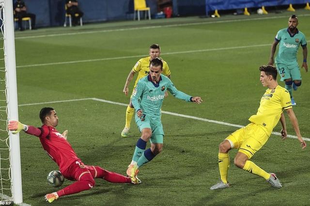 Thắng đậm Villarreal, Barcelona nuôi mộng lật đổ Real Madrid - 6