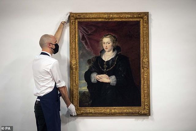 Bất ngờ bức tranh phủ bụi bị lãng quên hơn 100 năm có giá hơn 100 tỷ đồng - 1
