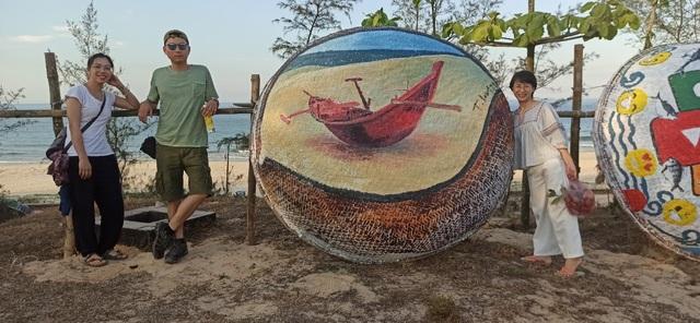 """Ấn tượng con đường nghệ thuật thuyền thúng Tam Thanh """"phiên bản 2020"""" - 8"""