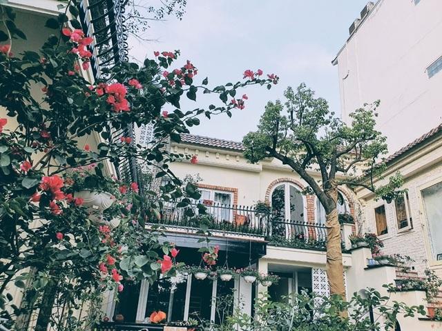 """Nhà hoang ở Hà Nội biến hình ngoạn mục, gây """"sốt"""" mạng xã hội - 10"""