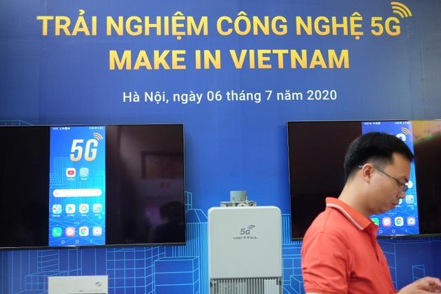 Thử nghiệm thiết bị 5G do Việt Nam nghiên cứu, thương mại vào tháng 10/2020 - 8