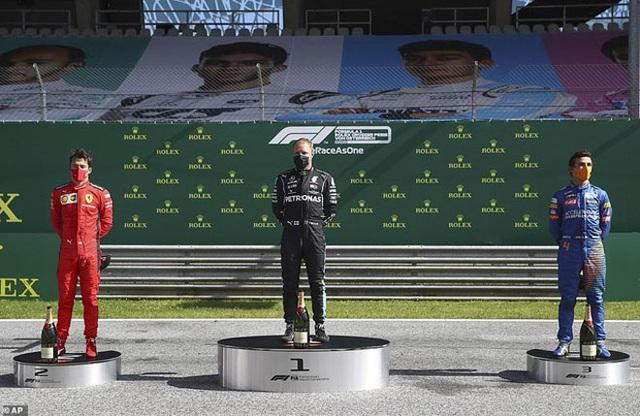 Mùa giải F1 2020 mở màn đầy kịch tính và hỗn loạn - 5