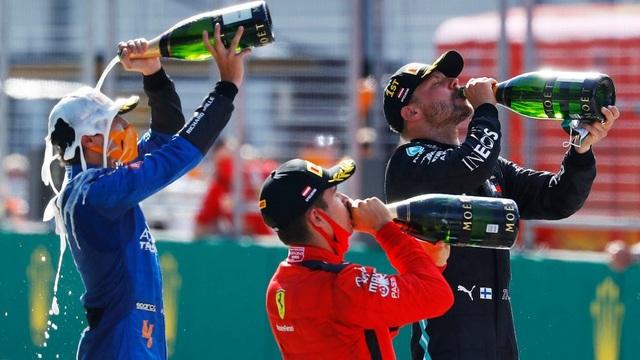 Mùa giải F1 2020 mở màn đầy kịch tính và hỗn loạn - 6