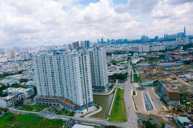 Hé lộ cung đường ven sông giàu tiềm năng nhất Sài Gòn - 1