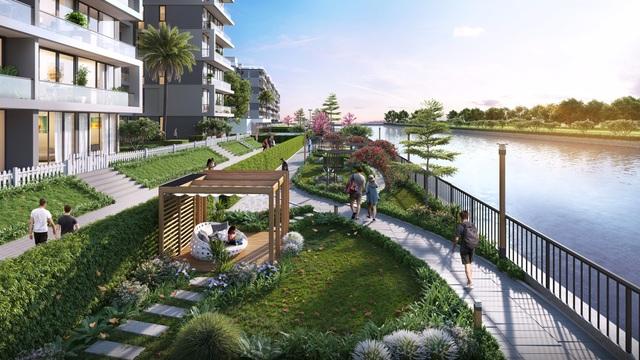 Hé lộ cung đường ven sông giàu tiềm năng nhất Sài Gòn - 2