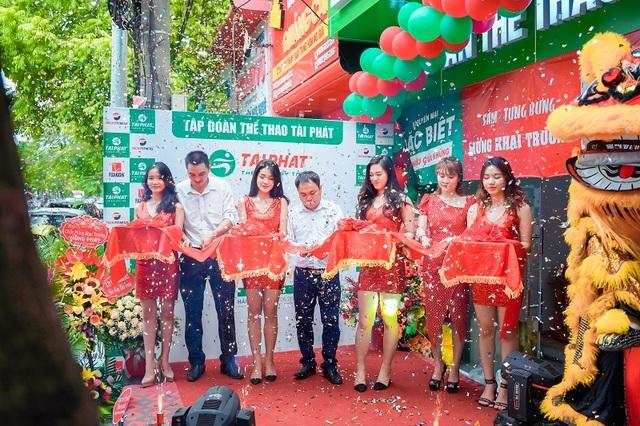 Tài Phát Sport – tưng bừng khai trương cơ sở 2 tại TP Hải Phòng - 1