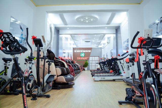 Tài Phát Sport – tưng bừng khai trương cơ sở 2 tại TP Hải Phòng - 2