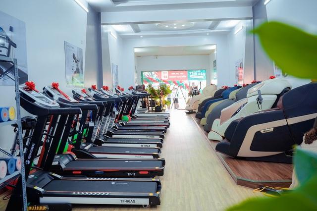 Tài Phát Sport – tưng bừng khai trương cơ sở 2 tại TP Hải Phòng - 3