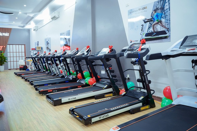 Tài Phát Sport – tưng bừng khai trương cơ sở 2 tại TP Hải Phòng - 5