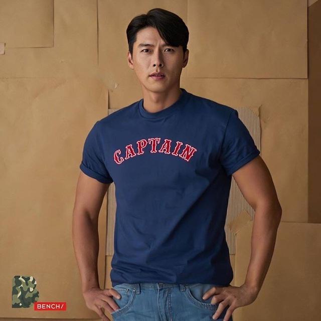 Nhan sắc đỉnh cao của mỹ nam điển trai nhất Hàn Quốc - Hyun Bin