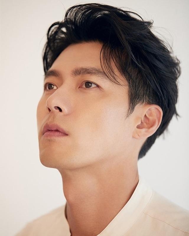 Nhan sắc đỉnh cao của mỹ nam điển trai nhất Hàn Quốc - Hyun Bin - 2