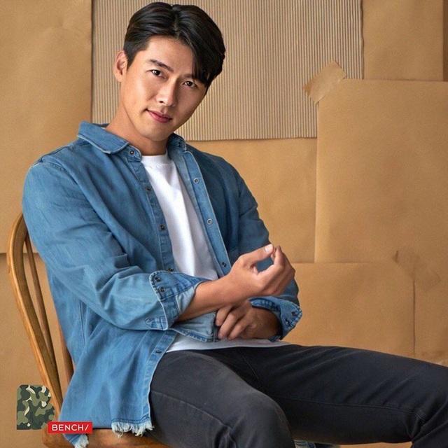 Nhan sắc đỉnh cao của mỹ nam điển trai nhất Hàn Quốc - Hyun Bin - 6
