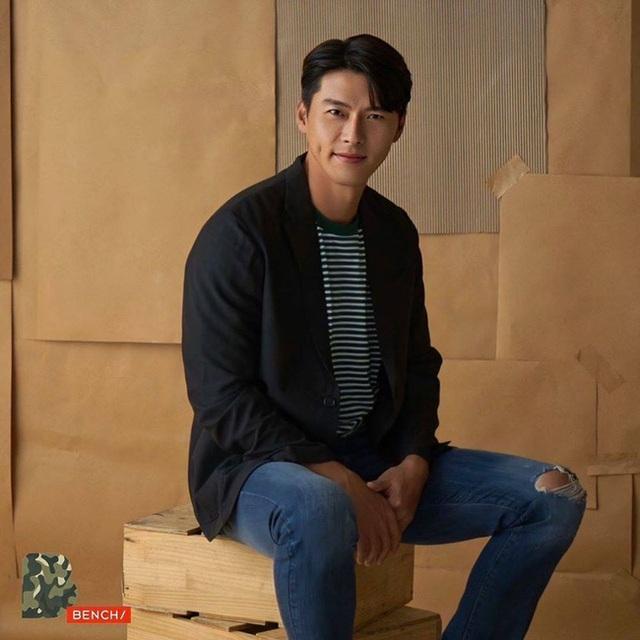 Nhan sắc đỉnh cao của mỹ nam điển trai nhất Hàn Quốc - Hyun Bin - 5