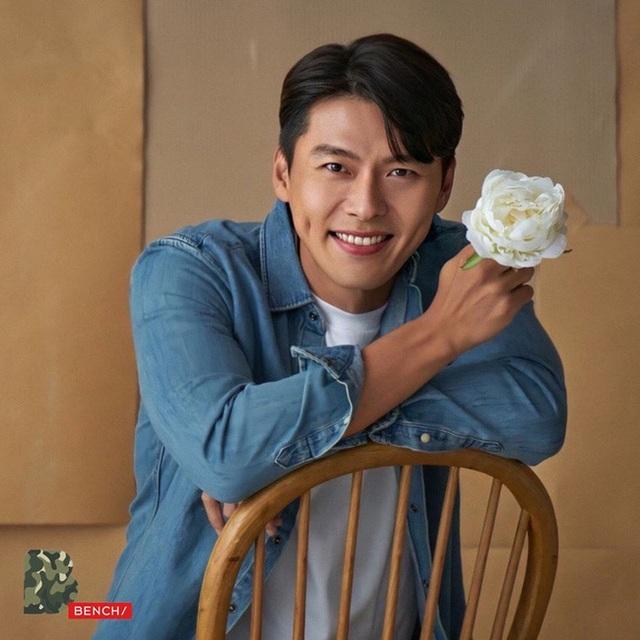Nhan sắc đỉnh cao của mỹ nam điển trai nhất Hàn Quốc - Hyun Bin - 7