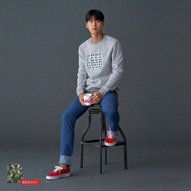 Nhan sắc đỉnh cao của mỹ nam điển trai nhất Hàn Quốc - Hyun Bin - 8