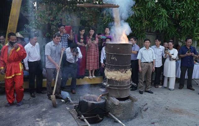 Thanh Hóa đúc trống đồng dâng Thành cổ Quảng Trị - Ảnh minh hoạ 3