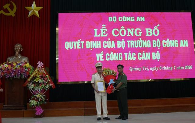 Bộ Công an bổ nhiệm Phó Giám đốc Công an Quảng Trị - 2