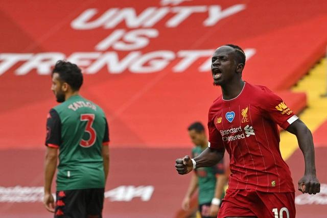 Man City gục ngã trước Southampton, Liverpool thắng trận thứ 29 - 1