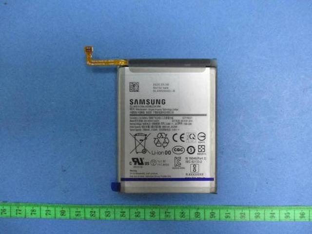 Samsung sắp ra smartphone pin gần 7.000mAh - 2